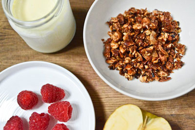coconut-oil-granola