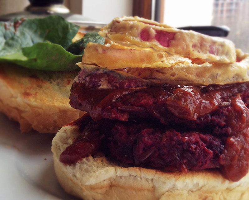 Beet-Burger