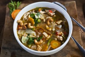 YUMMY SUPPER Balinese Garden Stew