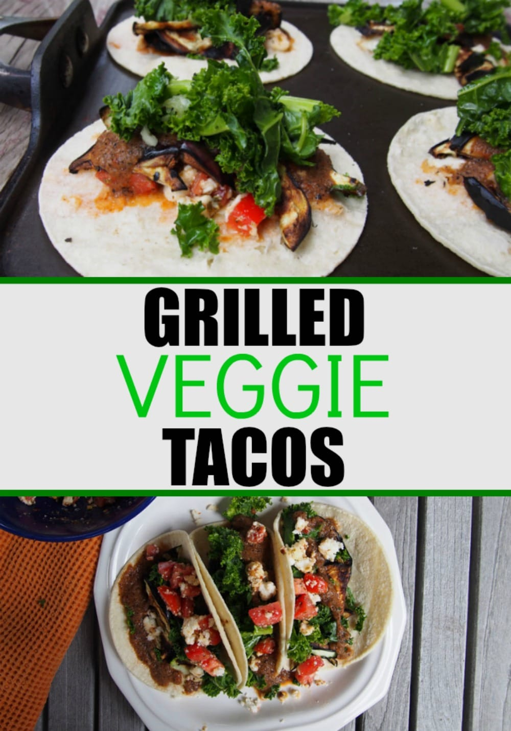 Tacos are one of my all time favorite meals! And when they are healthy tacos- that is a huge win!!