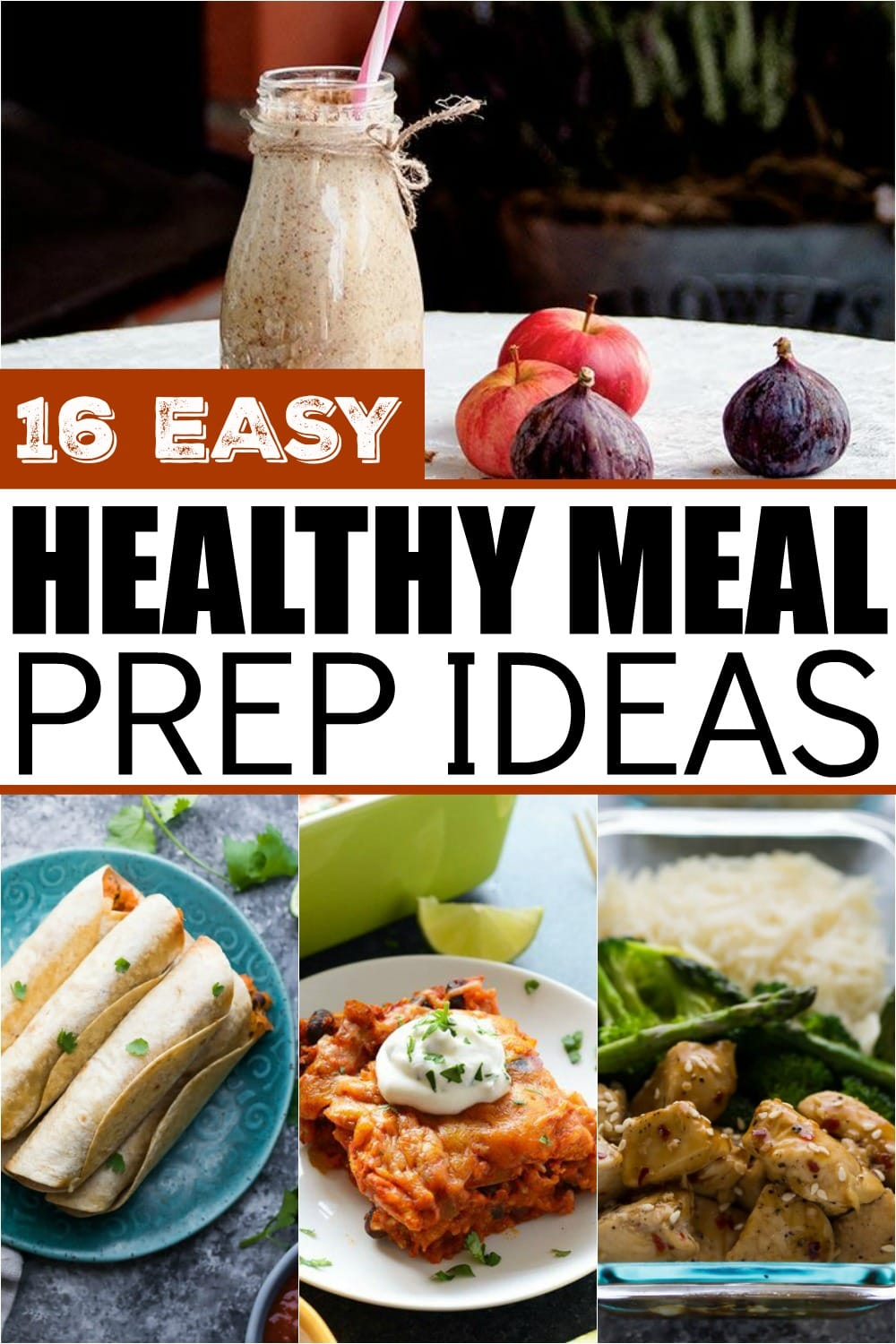 These meal prep ideas are awesome! I love how much time I save with meal prepping. Great recipes!