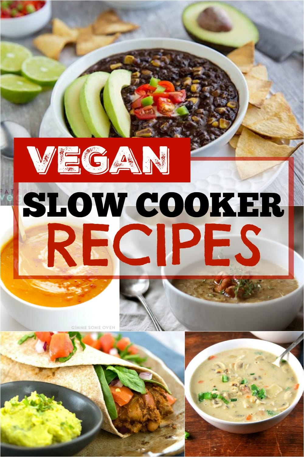 13 tasty vegan slow cooker recipes super foods life for Crock pot vegetarian recipes healthy
