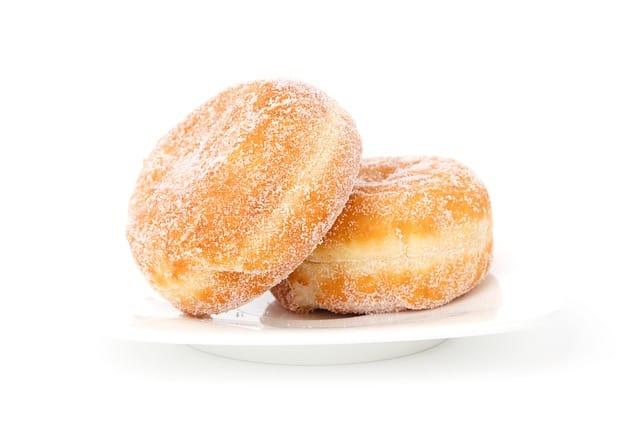 Sugar increases inflammation.