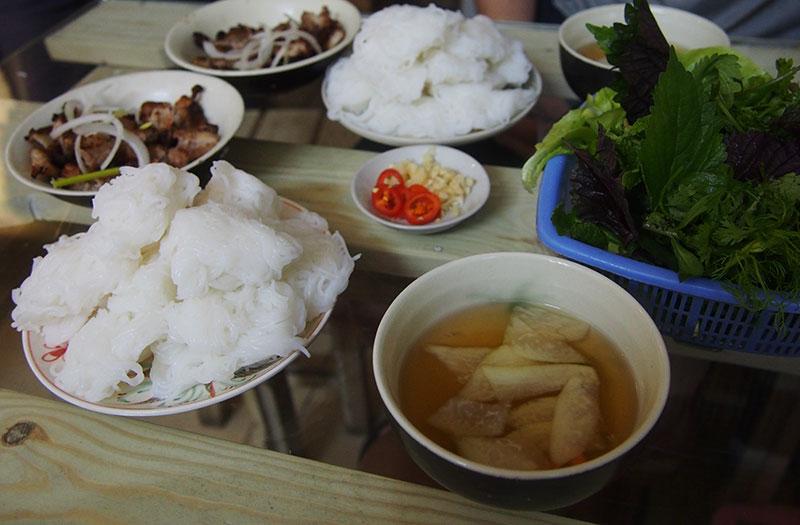 Bun Cha Hanoi