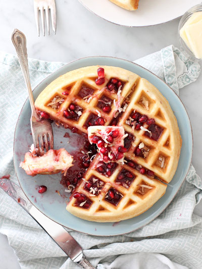 Coconut-Waffles-FoodieCrush1