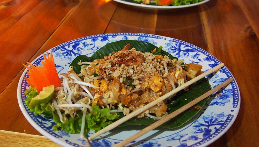 Pad Thai from Roi Thai