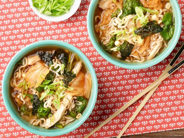 Quick Kimchi Food Network