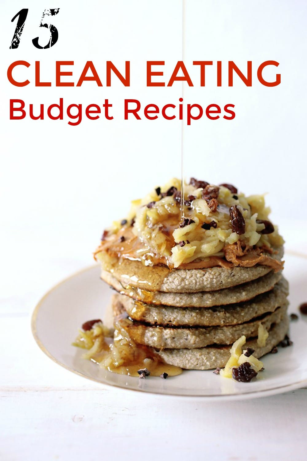 I hate it when I find a really tasty looking recipe only to discover that it would be cheaper to go to a restaurant than make the dish! I love these budget friendly clean eating recipes.