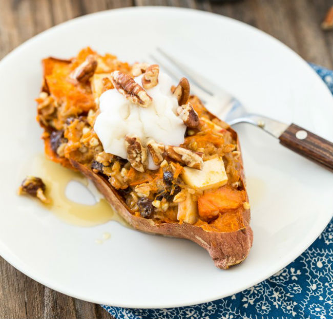 Super Stuffed Baked Potatoes: 15 Clean Eating Oatmeal Recipes: For Breakfast, Lunch