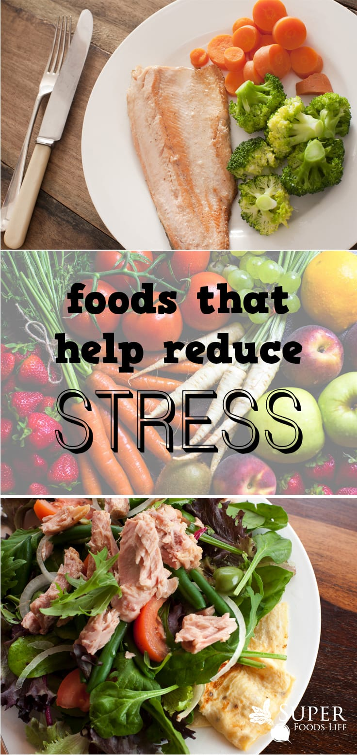 Certain foods can help reduce your stress levels. Other foods can make things worse. If you're looking for a few tips on reducing your stress then check out this post for some tips on reducing your stress with food!