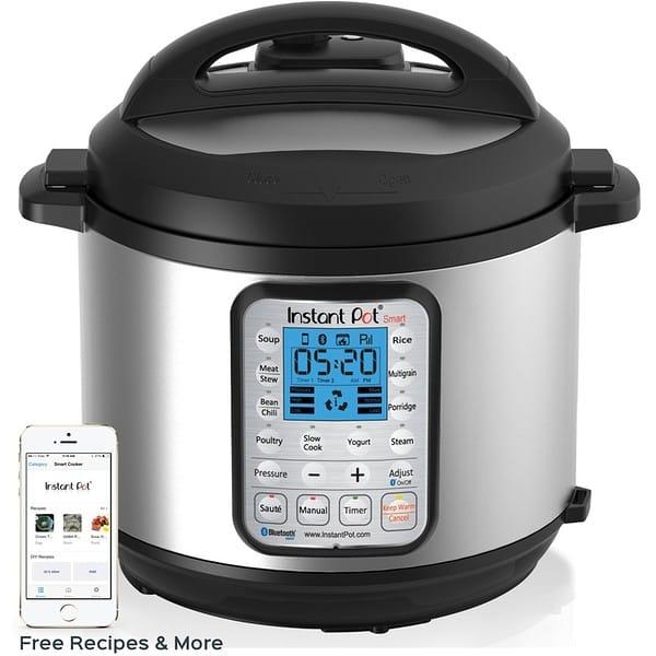 Instant pot smart bluetooth 6 quart review.